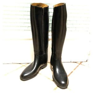 Aigle French Horseback Riding Boots, w 6.5-7